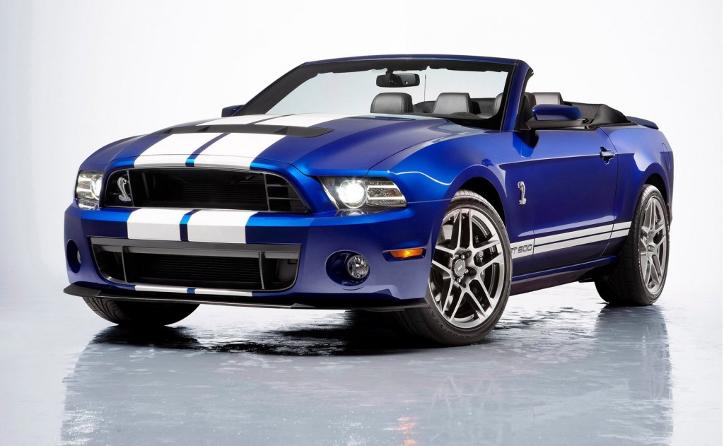 Ford Mustang 2014 cabriolet Enterprise