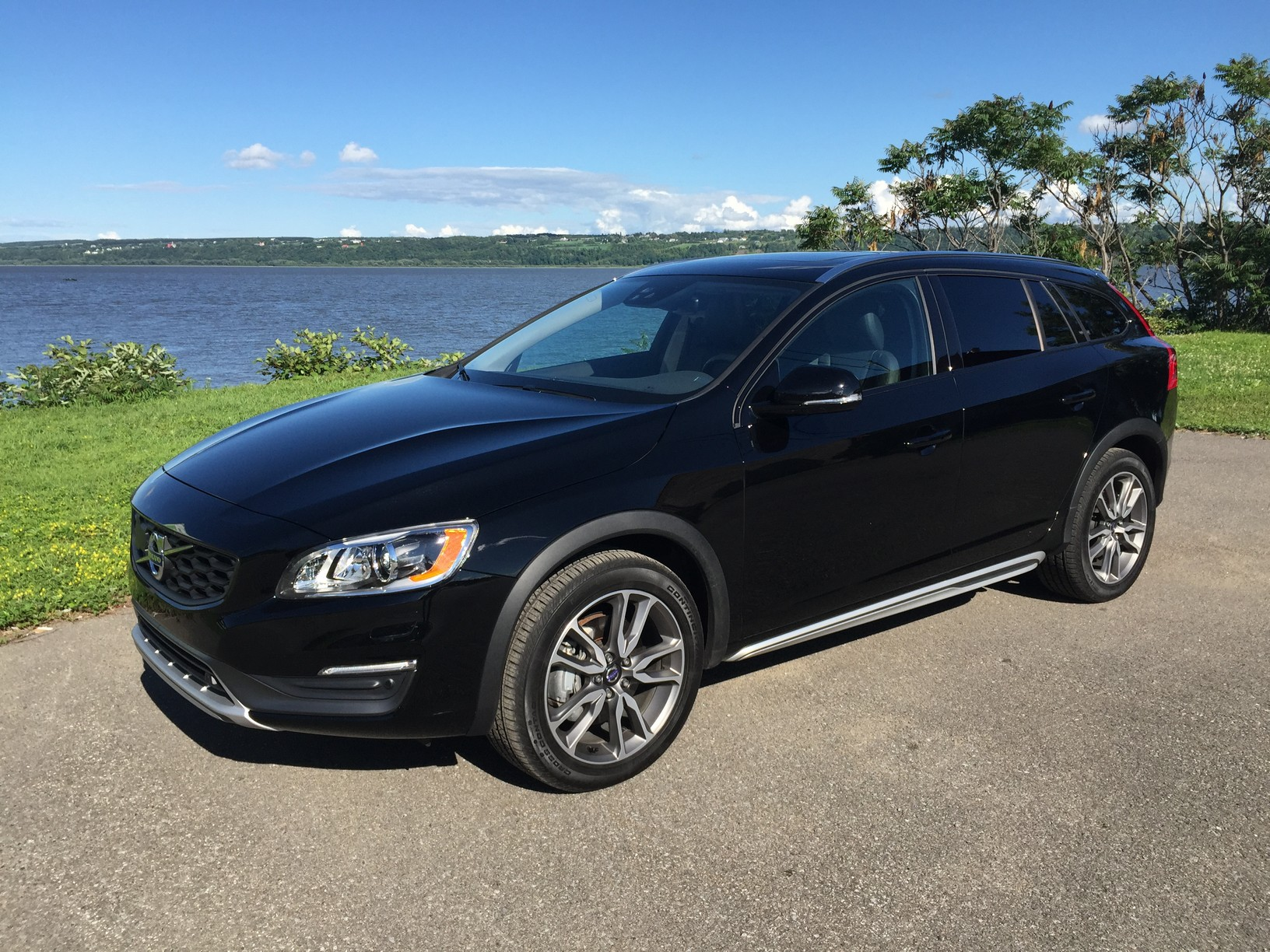 Volvo V 60  Cross country-9