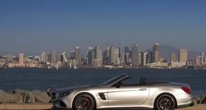 Mercedes Benz SL 2017