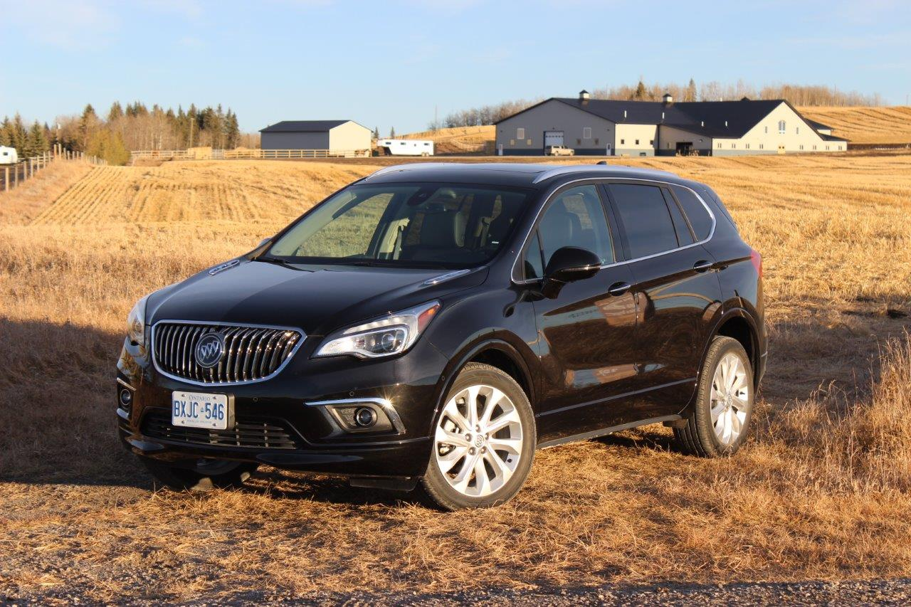 buick envision 2017 17 auto au feminin. Black Bedroom Furniture Sets. Home Design Ideas