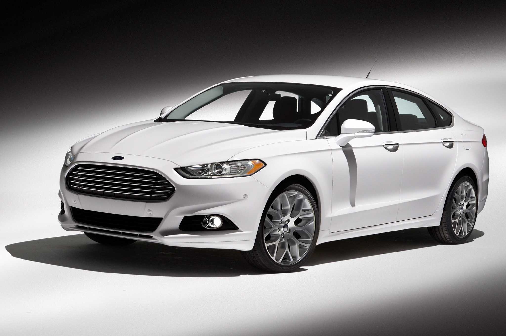 2013 Ford Fusion rappel