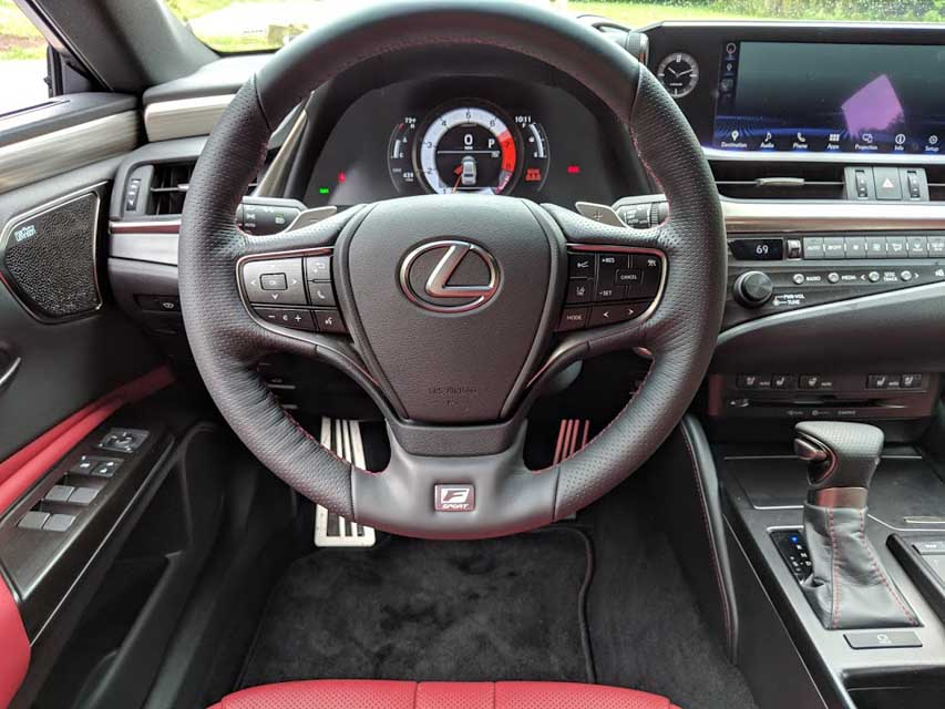 Lexus Safety System +2.0